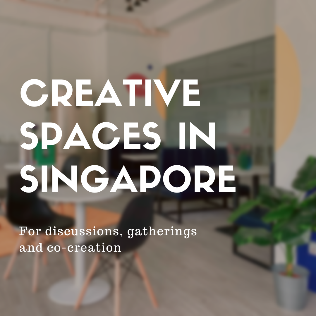 Creative spaces for rent in Singapore