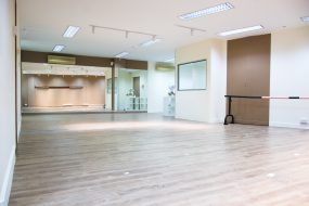 Top Barre Studios for rent in Singapore